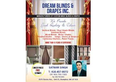 DREAM BLINDS